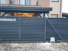 Zaliuzines tvoros ~15eur.kv.