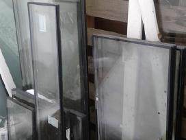 Stiklo paketai su selektyviniais stiklais