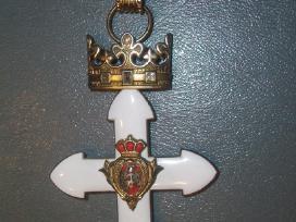 Perku zenkliuku kolekcijas, medalius, kryzius. - nuotraukos Nr. 4