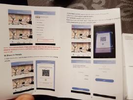 Mini WiFi Ip kamera Q6 - nuotraukos Nr. 12