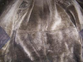 Avikailio kailiniai 54 - 56 dyd.200 eur - nuotraukos Nr. 3