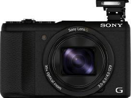 Sony Dschx60 20.4 Mp, 30x optinis . 8gb