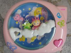 Fisher Price Pink Dreamland Soother migdukas