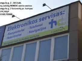 Audio aparatūros - garso technikos servisas Kaune