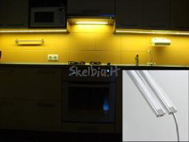 Led juosta 220v- led lemputes-rgb juostos-maitinia