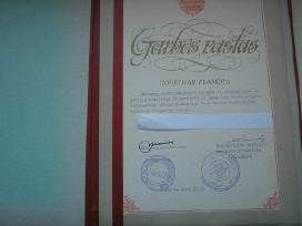 Garbes rastas 1983