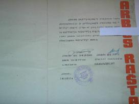 Garbes rastas 1969
