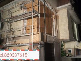 Griovimas,rekonstrukcija su statyb.laužo išvežimu - nuotraukos Nr. 17