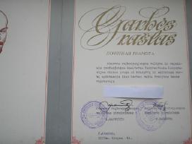 Garbes rastas 1978 Su Deklu