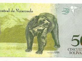 Venesuelos banknotai