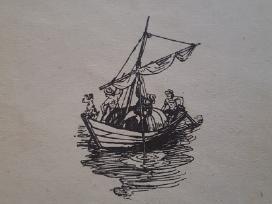 Knyga tryse valtyje neskaitant suns(rusu kalba)
