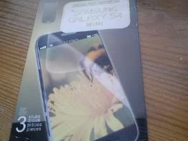 Samsung S 4 apsaugine plevele.