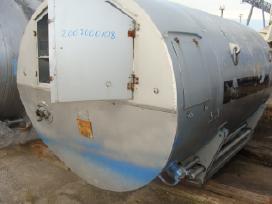 Auto cisterna, bačka, baliona, metalini tilta