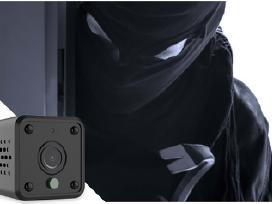 WiFi Mini Ip HD kamera - nuotraukos Nr. 9