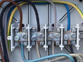 Elektrikas elektros darbai kaunas gera kaina