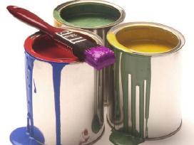 Gaistymo dažymo darbai-gipskartonio montavimas!