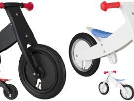 Balansinis dviratukas - keičiamu korpusu 69 eur