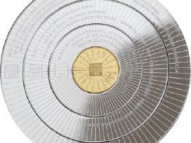 Lietuvos valstybės atkūrimo 100-io monetų rinkinys