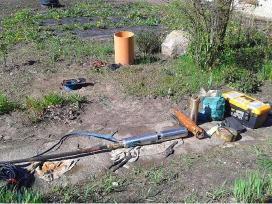 Vandens siurblių, hidroforų montavimas ir remontas - nuotraukos Nr. 8