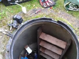 Vandens siurblių, hidroforų montavimas ir remontas - nuotraukos Nr. 10