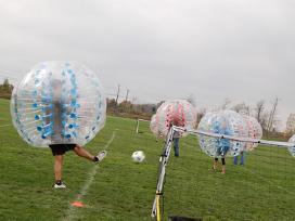 """Parduodami pripučiami kamuoliai """"Bumper ball"""" - nuotraukos Nr. 4"""