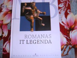 Romanas it legenda
