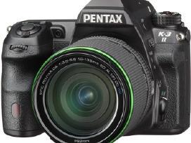 Pentax K-70, K-3 II, Kp, K-1 fotoaparatas naujas - nuotraukos Nr. 2