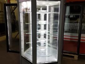 Saldymo vitrina / saldymo vitrinos prekybai - nuotraukos Nr. 13
