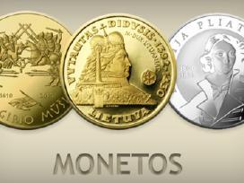 Perku Įvairias Monetas
