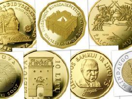 Perku auksines ir sidabrines monetas - nuotraukos Nr. 3
