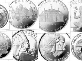 Perku auksines ir sidabrines monetas - nuotraukos Nr. 2