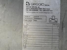 Juostinių pjūklų suvirinimo staklės Griggio