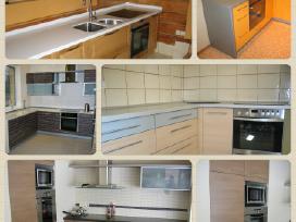 Biuro baldai-virtuviniai-spintos