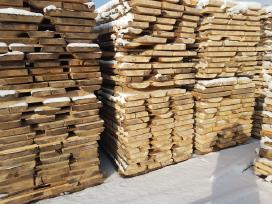 Džiovinta Ąžuolo, Uosio mediena