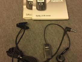 Nokia 3120 dėžutė, vartotojo vadovas bei ausinės - nuotraukos Nr. 2