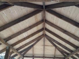 Stogų dengimas stogai, stogų remontas, skardinimas - nuotraukos Nr. 16
