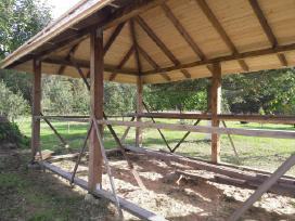 Stogų dengimas stogai, stogų remontas, skardinimas - nuotraukos Nr. 13