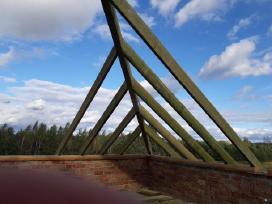 Stogų dengimas stogai, stogų remontas, skardinimas - nuotraukos Nr. 8