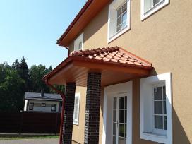 Stogų dengimas stogai, stogų remontas, skardinimas - nuotraukos Nr. 7