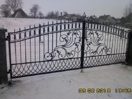 Kalviški gaminiai, vartai, tvoros, turėklai, kita