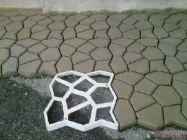 Trinkelių formos,betono liejimo formos - nuotraukos Nr. 9