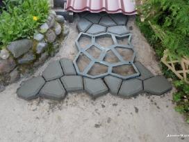 Trinkelių formos,betono liejimo formos - nuotraukos Nr. 10