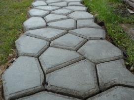 Trinkelių formos,betono liejimo formos - nuotraukos Nr. 14