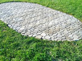 Trinkelių formos,betono liejimo formos - nuotraukos Nr. 15