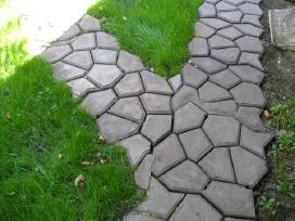 Trinkelių formos,betono liejimo formos - nuotraukos Nr. 20
