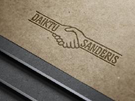 DS logotipo kūrimas - nuotraukos Nr. 6