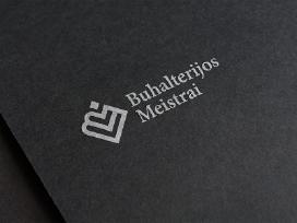 Bm logotipo kūrimas - nuotraukos Nr. 5