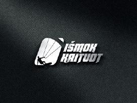 Išmok kaituoti logotipo kūrimas - nuotraukos Nr. 7