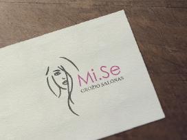 MiSe logotipo kūrimas - nuotraukos Nr. 4