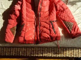 Nauja raudona mergaitiška/moteriška striuke